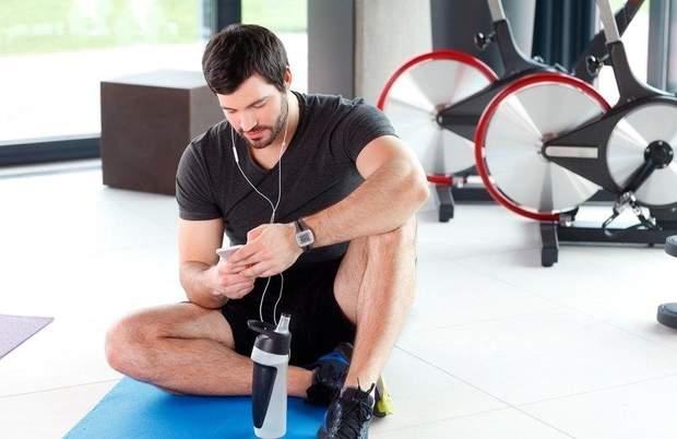 Стрічка соцмереж може мотивувати людину зайнятися спортом
