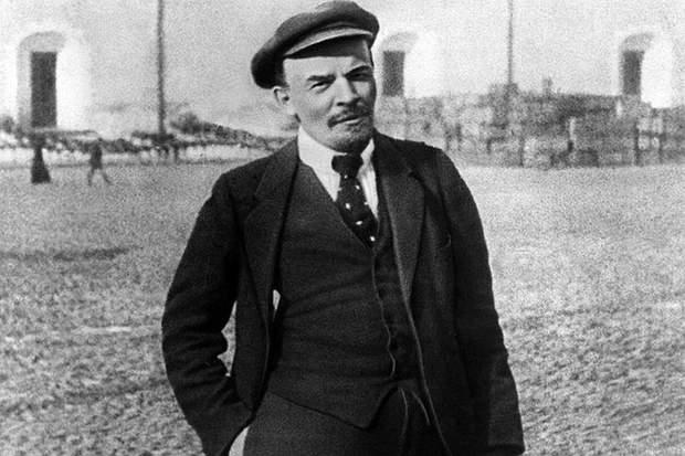 Володимир Ілліч Ленін, в честь якого часто називали дітей у Радянському Союзі