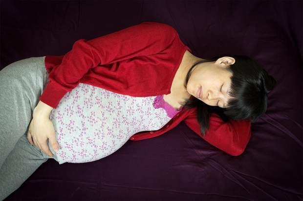 Довгий сон небезпечний для вагітної