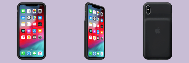 Smart Battery Case для iPhone Xs Max