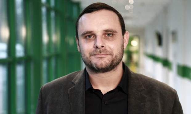 Мануель  Охменрайтер журналіст Ужгород угорці