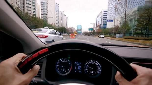 Система Hyundai передає звуки за допомогою візуальних об'єктів