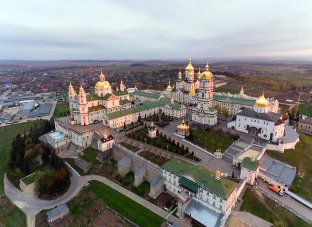 почаївська лавра кіріл московський патріархат