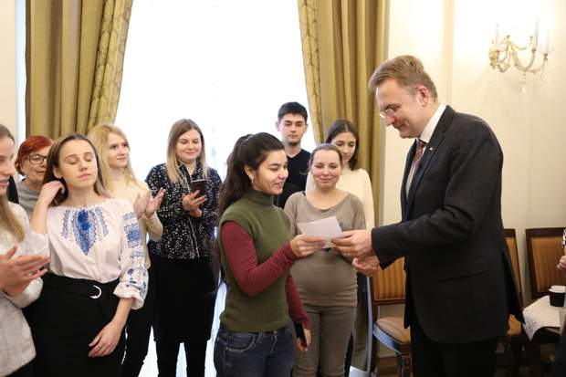 Садовий Самопоміч Львів новини Львова
