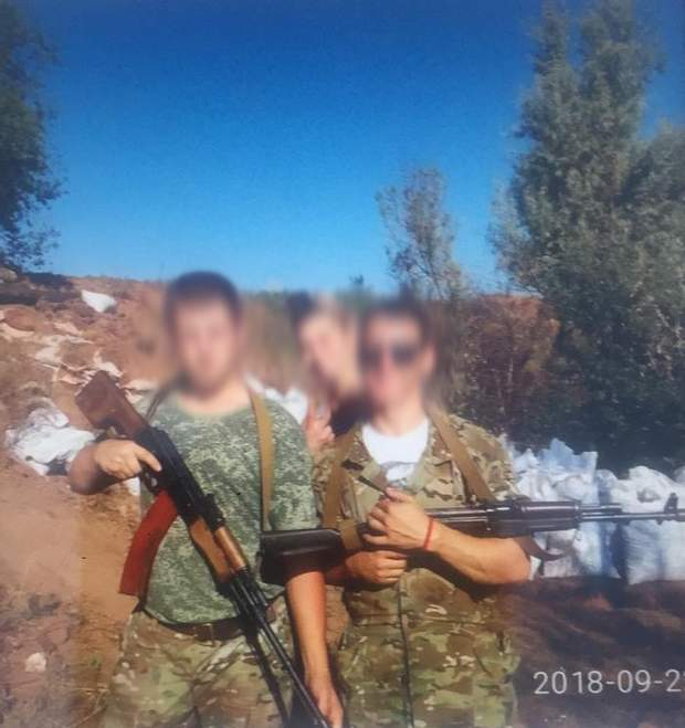На Донбасі затримали 19-річного бойовика