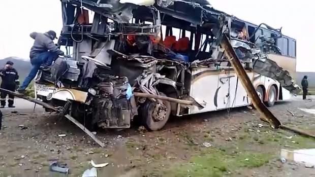 аварія ДТП Болівія жертви