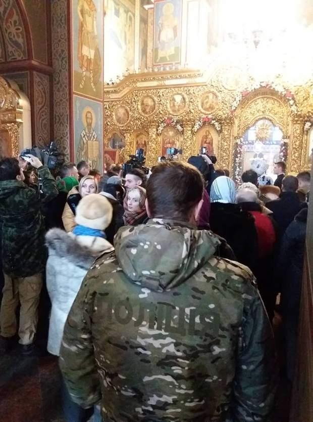 Панахида Михайлівський собор кіборги Донецький аеропорт