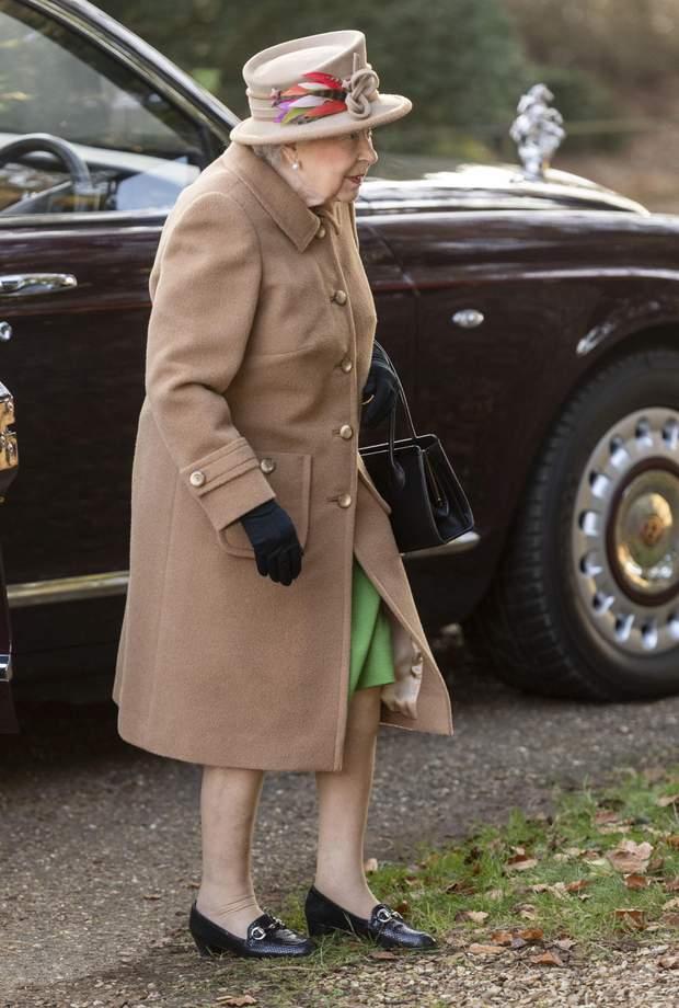 Єлизавета ІІ відвідала церкву
