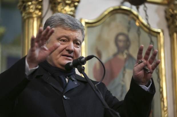 Петро Порошенко у Рівному
