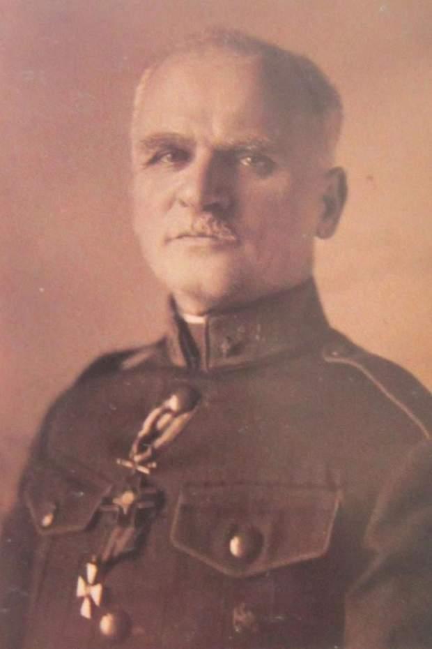 Генерал Михайло Омелянович-Павленко