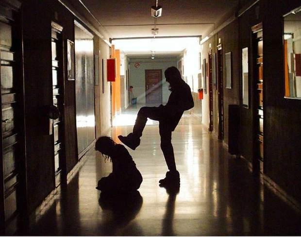 підлітки, агресія, батьки і діти, покарання