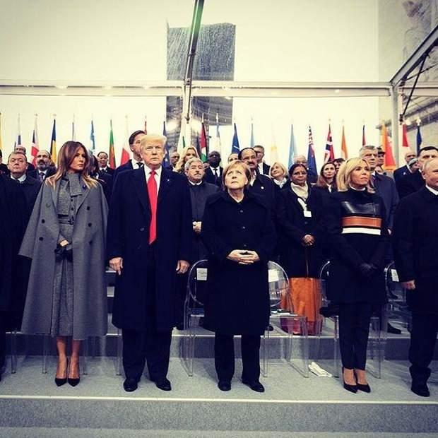 Стильний образ Меланії Трамп