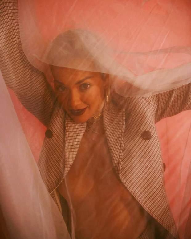 Гарячі знімки співачки Ріти Ори