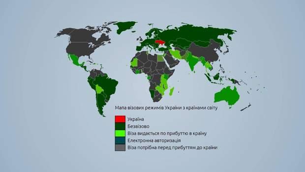 безвіз паспорт країни безвізу