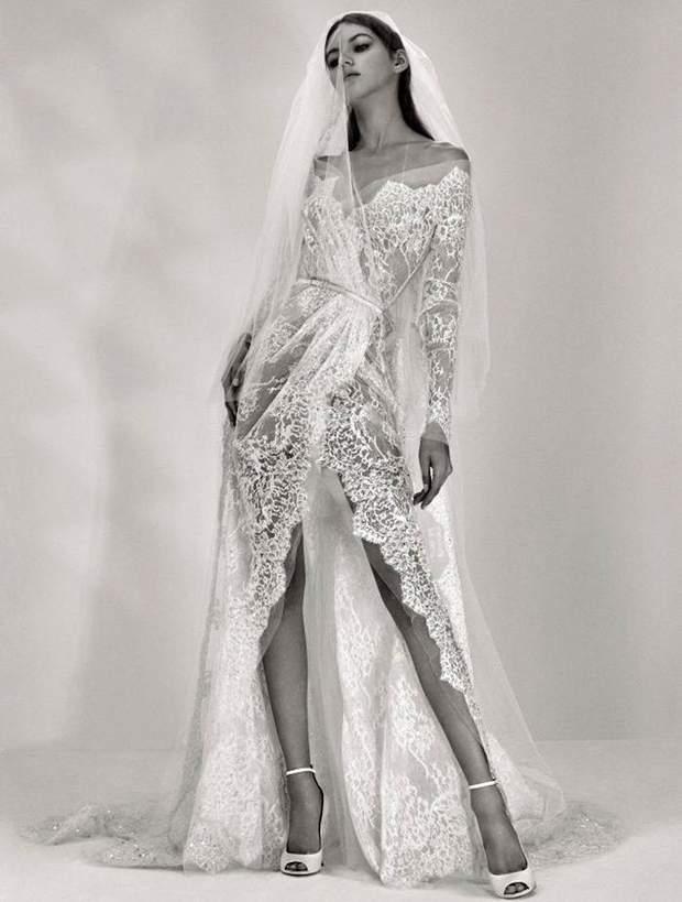 Весільна сукня Haute Couture від Elie Saab