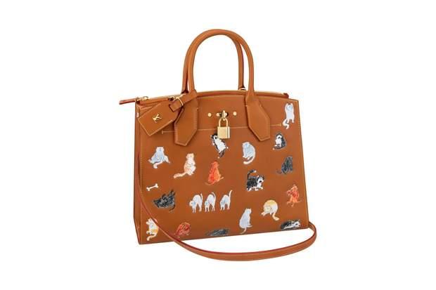 Капсульна колекція Louis Vuitton спільно з Грейс Коддінгтон