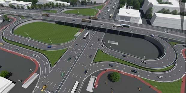 Шулявський міст після реконструкції візуалізація