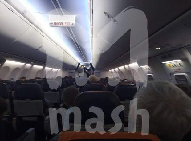 У Росії невідомий захопив літак