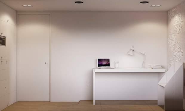 дизайн інтер'єр квартира Токіо