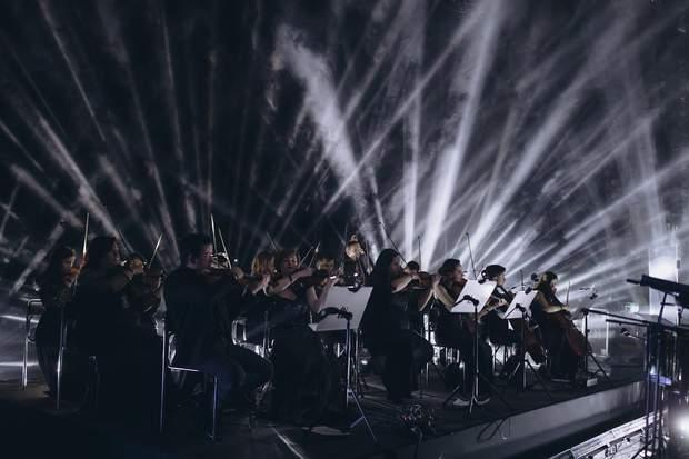 Благотворительный концерт Океан Эльзы
