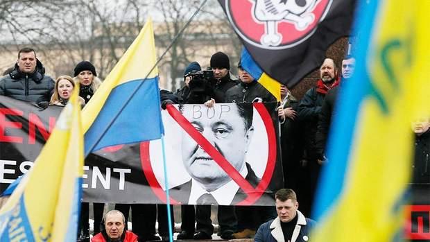 Украинцы не доверяют властям