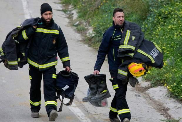 Порятунок хлопчика в Іспанії