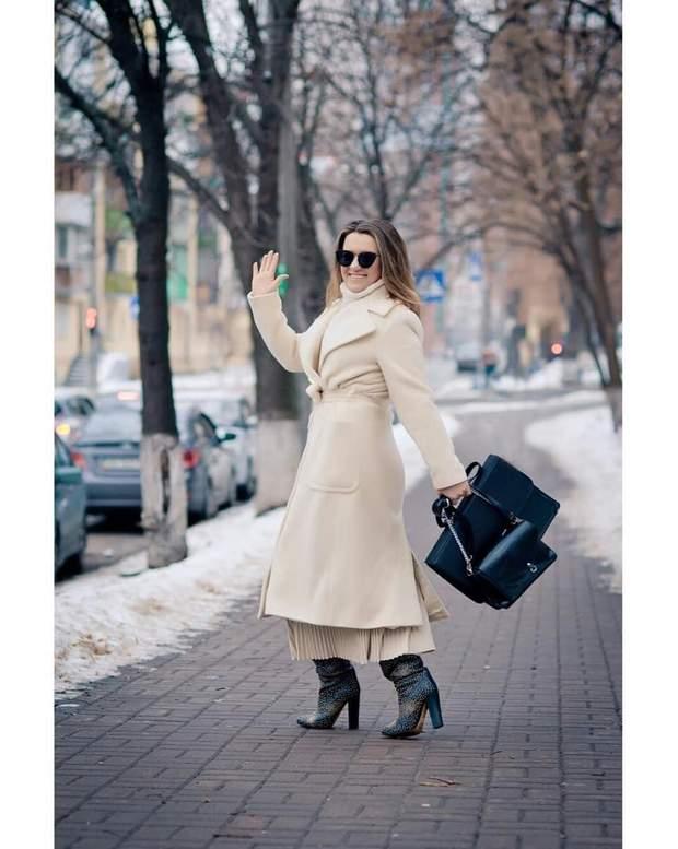 Стильний look Наталії Могилевської
