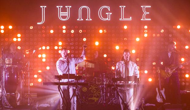 Концерт Jungle в Києві