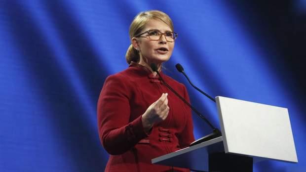 Юлія Тимошенко прагне лише перемоги на виборах
