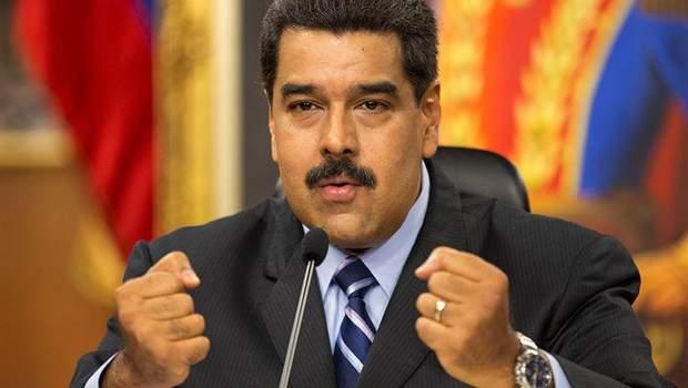 Ніколас Мадуро протести у Венесуелі переворот у Венесуелі