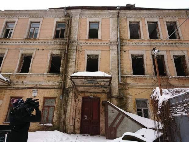 Будинок вважають архітектурною пам'яткою / Фото Володимира Кошовенка