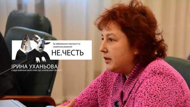 уханьова суддя