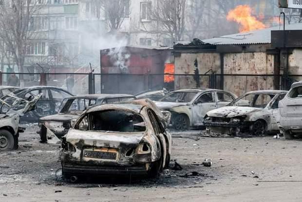 Через обстріл у Маріуполі 4 роки тому загинуло понад 30 людей