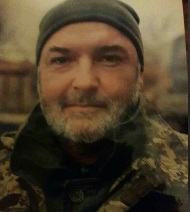Загиблий воїн Віталій Губенко