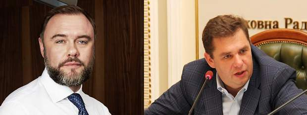 Гліб Загорія і Олександр Третьяков