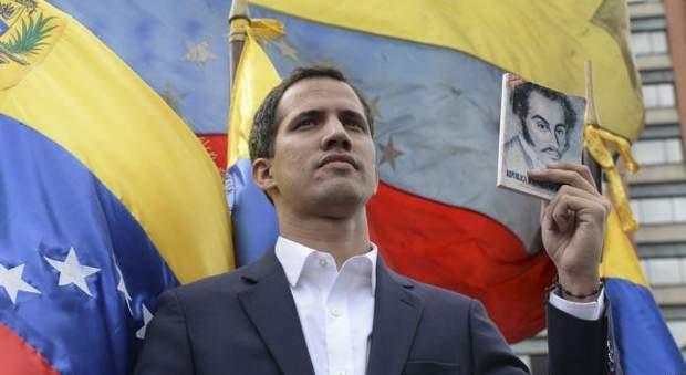Венесуела лідер опозиції Хуан Гуайдо президент протести