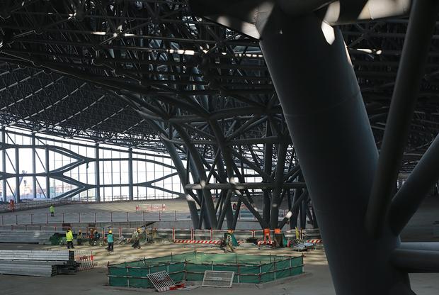 Як виглядатиме новий найбільший аеропорт світу (ФОТО)