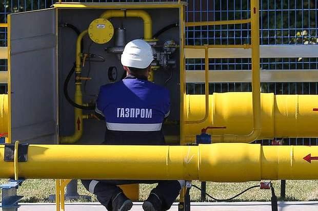 Газпром Росія Газ Нафтогаз Північний потік Путін