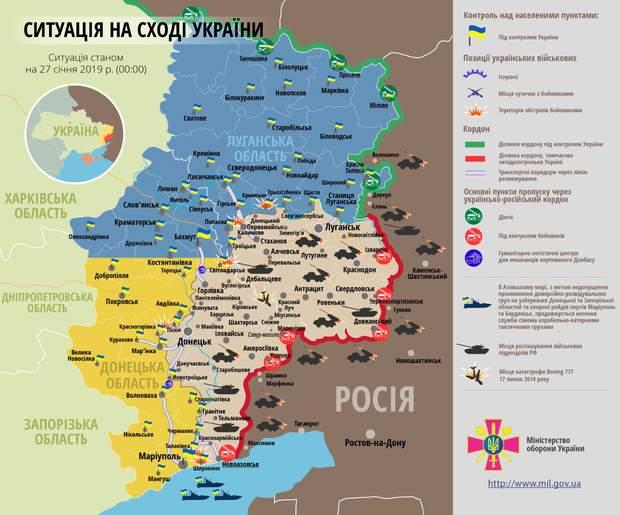 Війна на Донбасі Проросійські бойовики