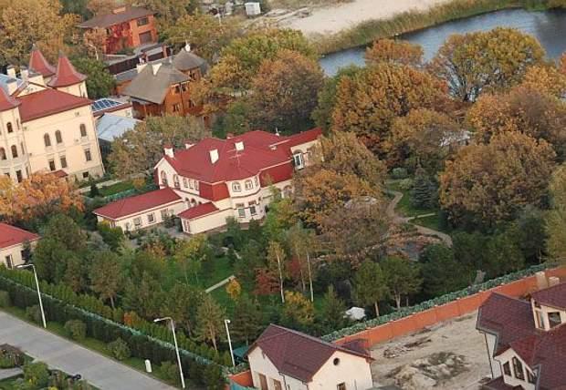 тимошенко будинок Козин