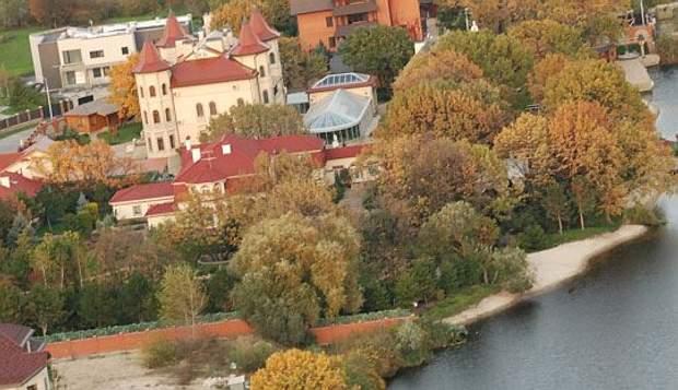 Тимошенко маєток особняк Козин