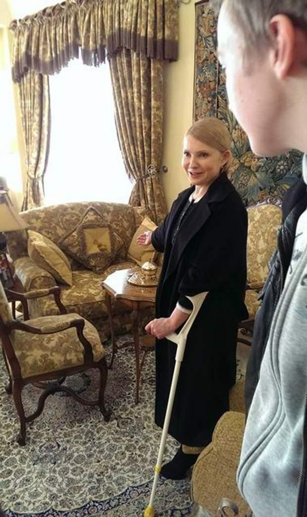 Тимошенко будинок інтер'єр