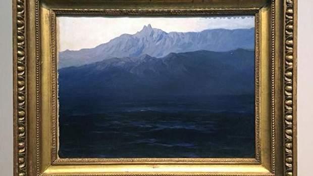 Картина Куїнджі