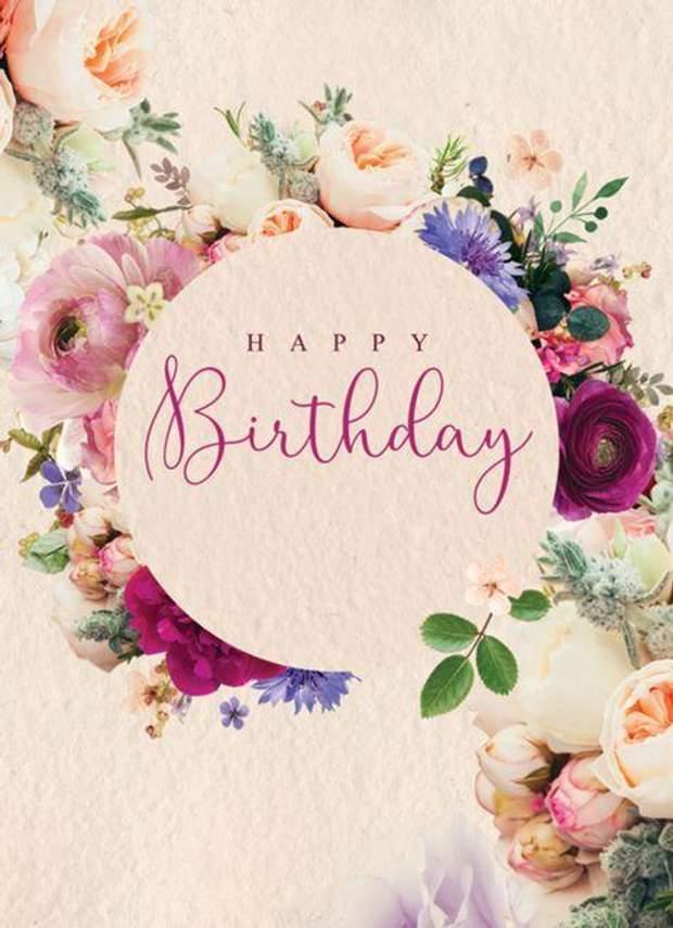 Найкращі привітання із днем народження