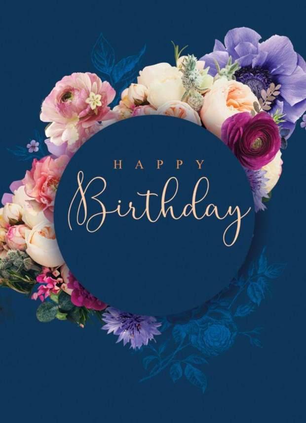 Листівки-привітання із днем народження