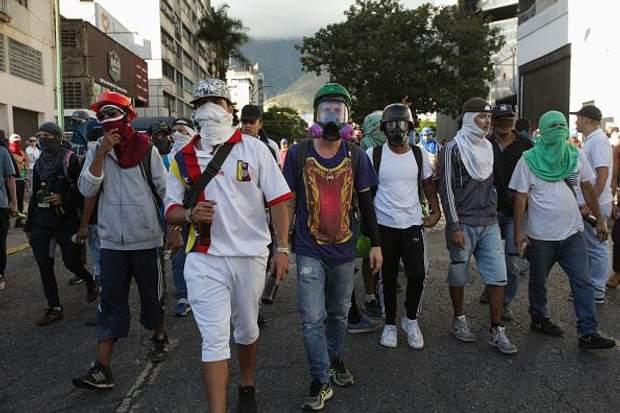 Переворот у Венесуелі 2019