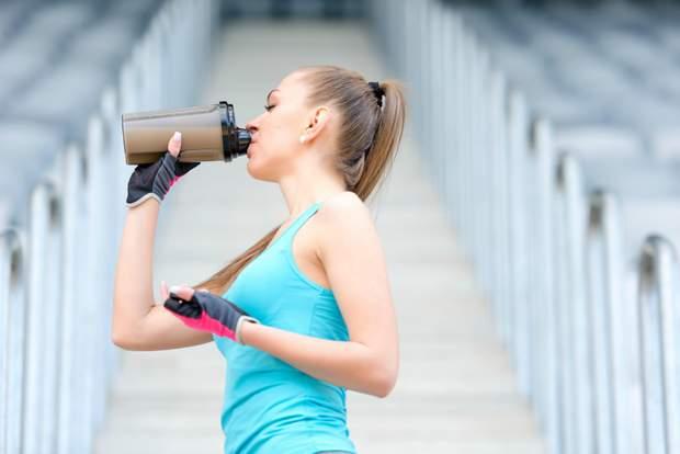 Як пити протеїн для схуднення
