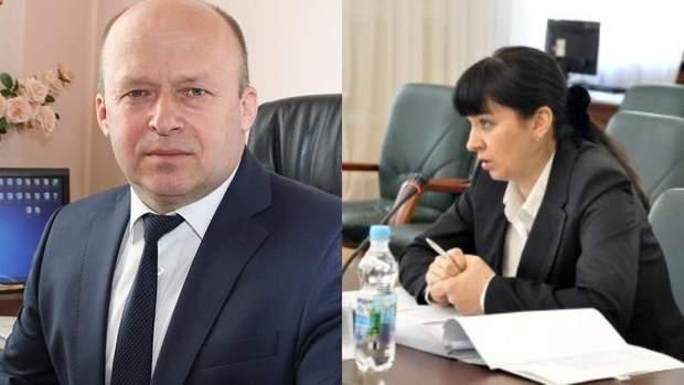 судді смокович і юрченко