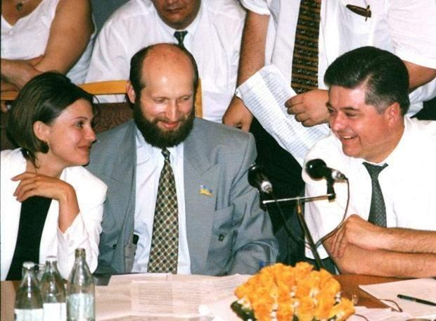 Тимошенко Лазаренко Турчинов справа Лазаренка
