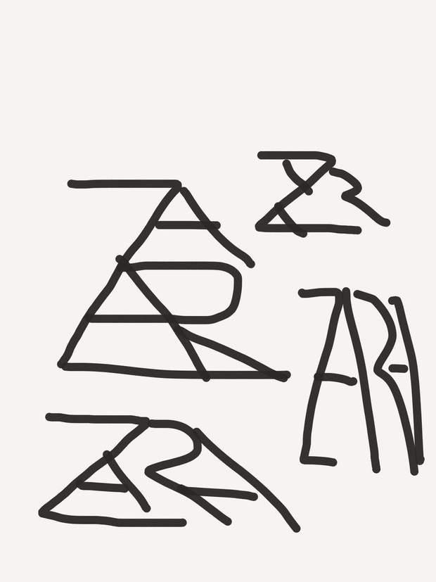 Користувачі мережі показали власне бачення на логотип Zara